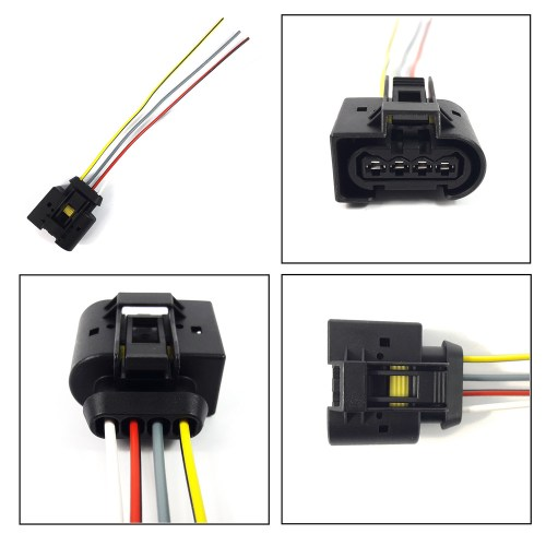 small resolution of details about toyota honda extension plug wiring harness loom 4 pin connectors