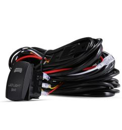 details about 12v 20a led light bar wiring loom harness kit fuse relay push switch for toyota [ 1000 x 1000 Pixel ]
