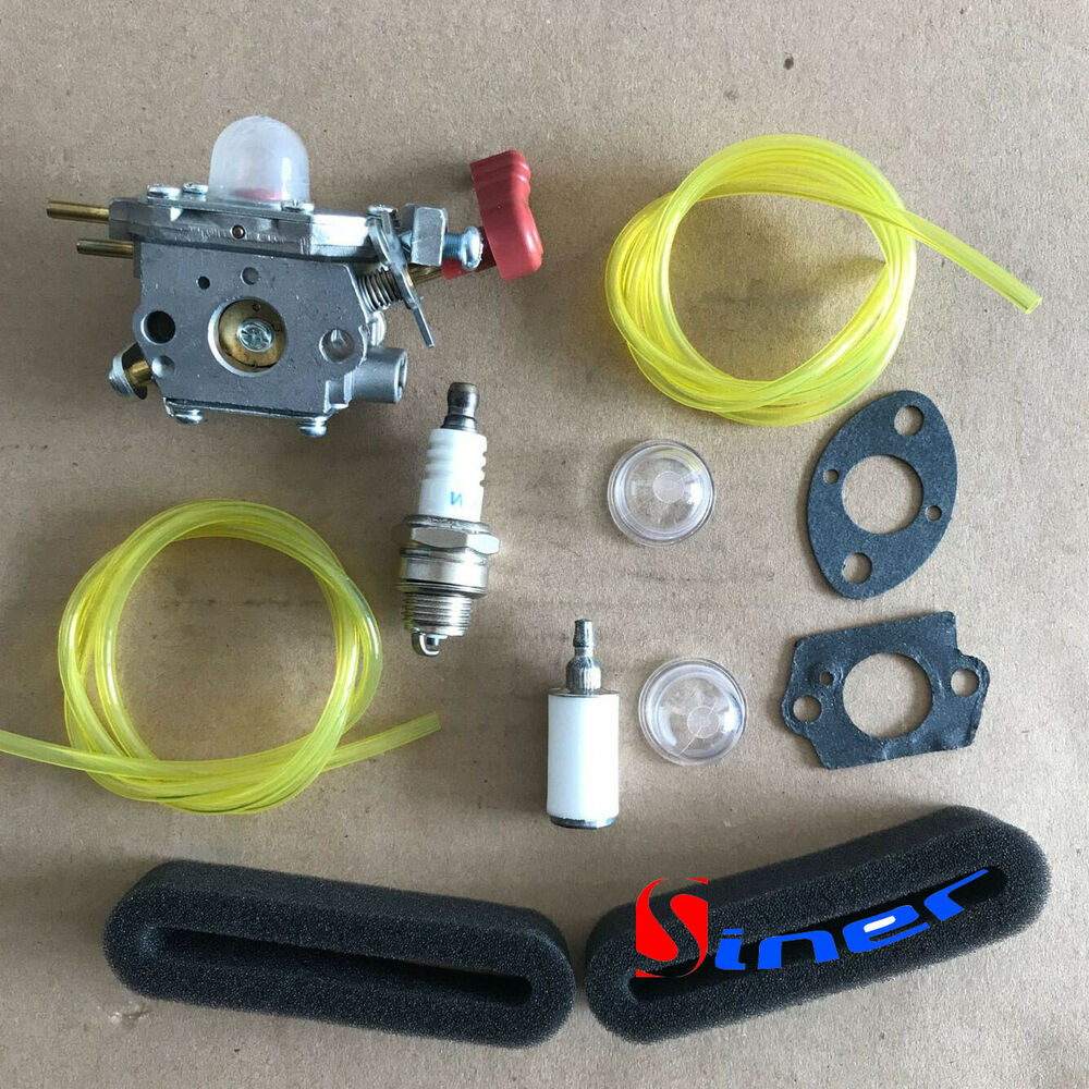 hight resolution of details about carburetor for sear craftsman 27cc weed eater mtd carb string trimmer 753 06288