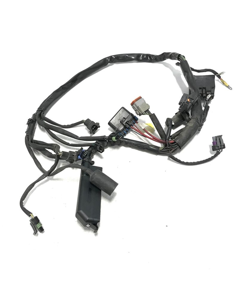 hight resolution of details about 2001 harley davidson electra glide ecu ecm efi harness