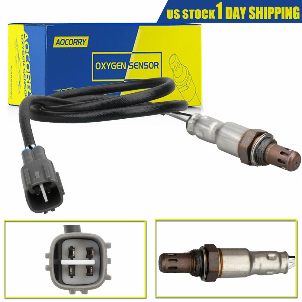 medium resolution of details about new o2 oxygen sensor downstream 234 4603 for 2004 2006 toyota camry 2 4l