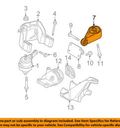 details about new oem 2002 2008 mini cooper engine stabilizer mount 22116756406 r50 r53 r52 [ 1000 x 798 Pixel ]