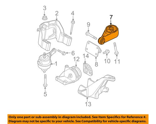 small resolution of details about new oem 2002 2008 mini cooper engine stabilizer mount 22116756406 r50 r53 r52