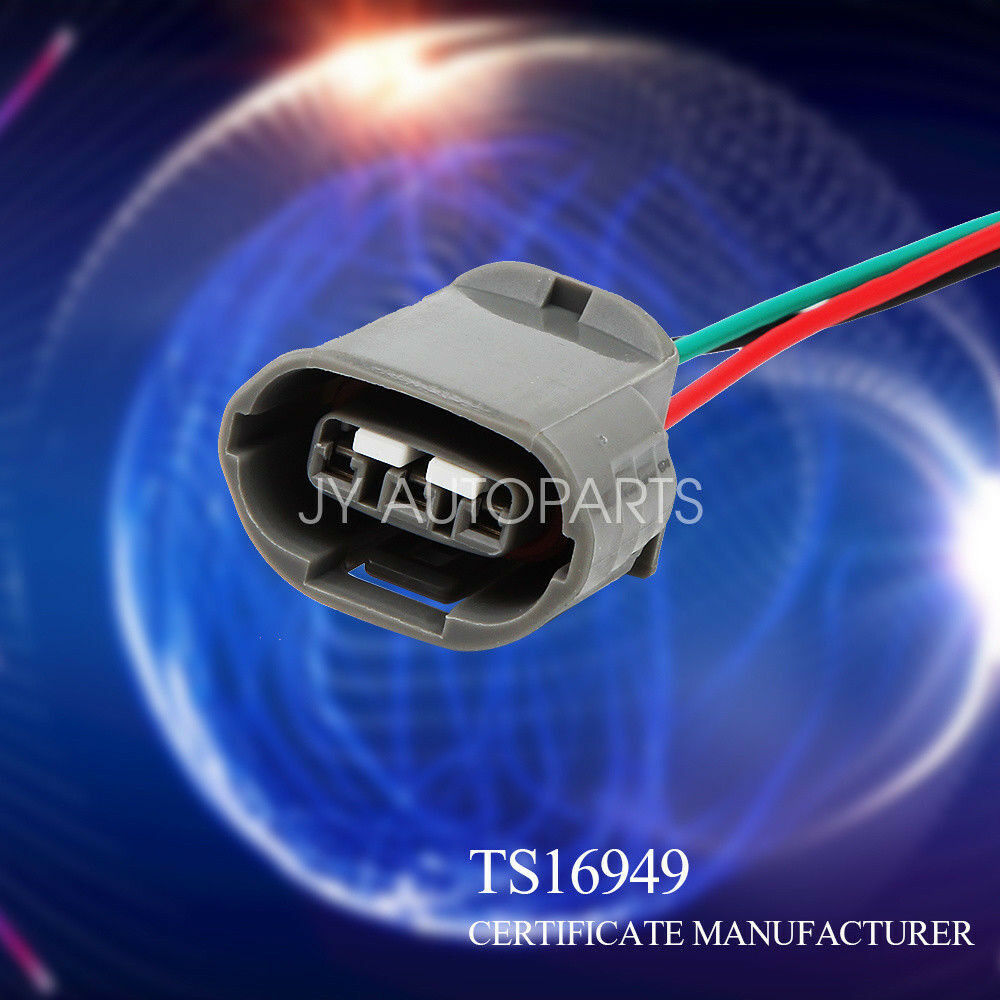 medium resolution of details about alternator lead repair 3 wire plug for denso regulator harness connector pigtail