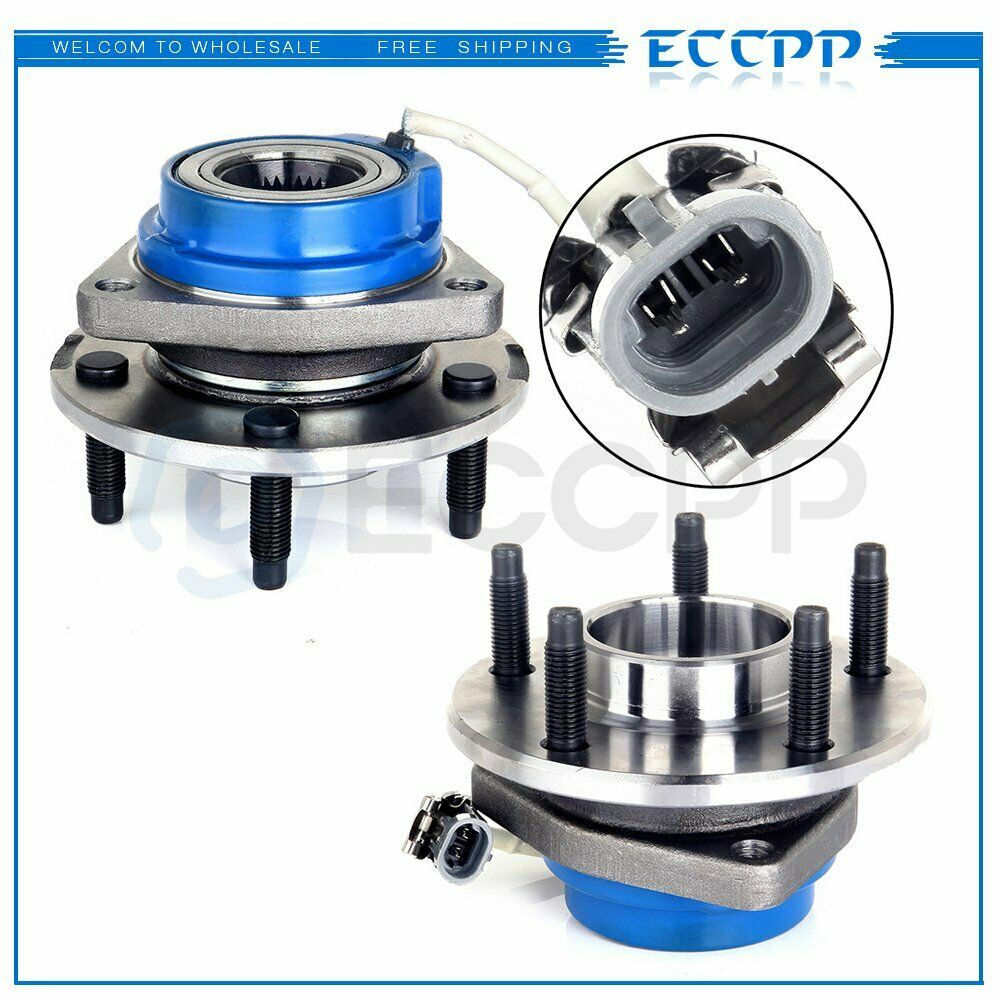 medium resolution of details about 2 front wheel bearings for pontiac grand prix buick regal cadillac deville dt