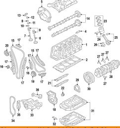 details about audi oem 09 17 a4 quattro engine timing chain guide 06h109509p [ 851 x 1000 Pixel ]