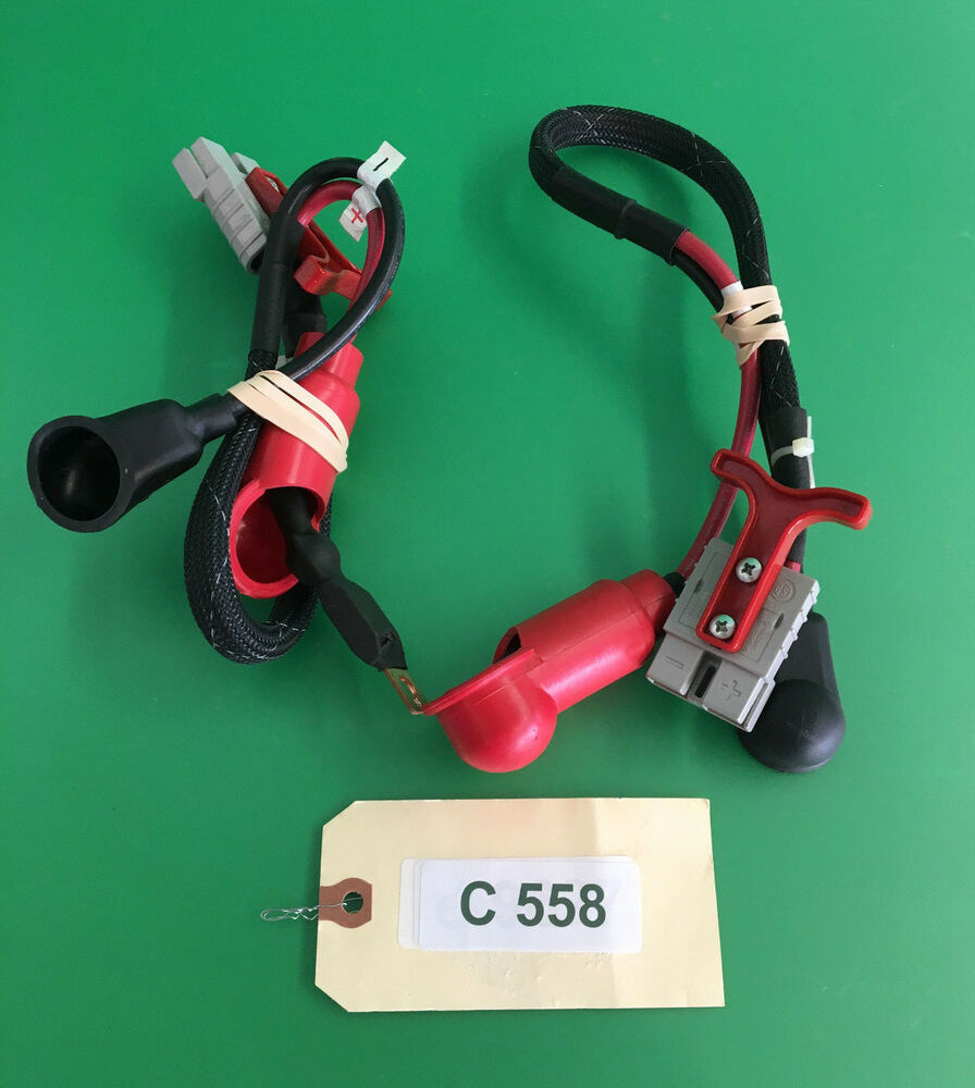 hight resolution of details about battery wiring harness for pride quantum 6000z 6000z hd power wheel chair c558