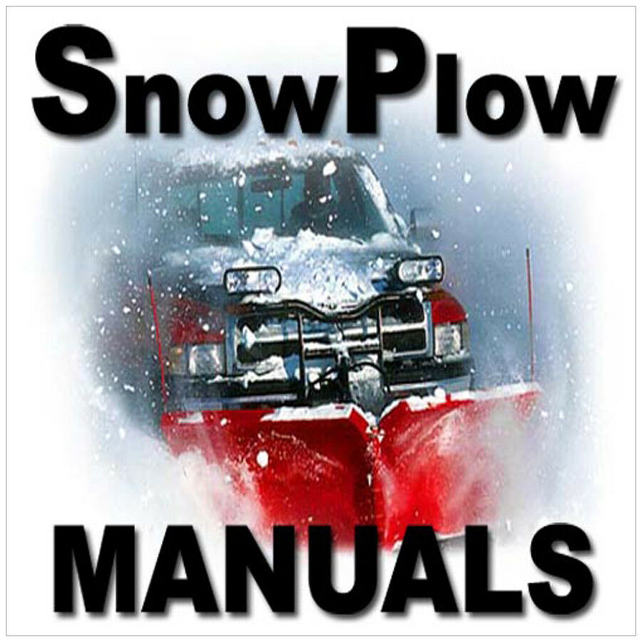 hight resolution of details about ultimate snowplow meyer western fisher snow plow blade 800 manuals dvd