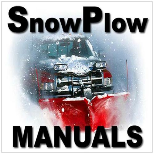 small resolution of details about ultimate snowplow meyer western fisher snow plow blade 800 manuals dvd