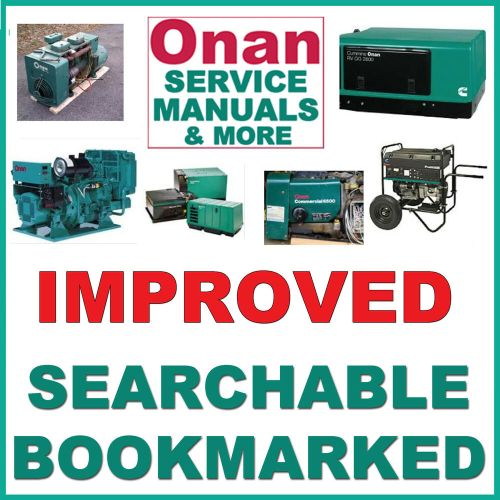 small resolution of details about onan grca service manual parts catalog installation operators 4 manuals cd