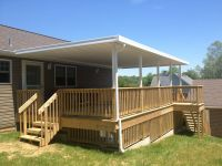 Quality Aluminum Patio Covers Kits (.032), Multiple Sizes