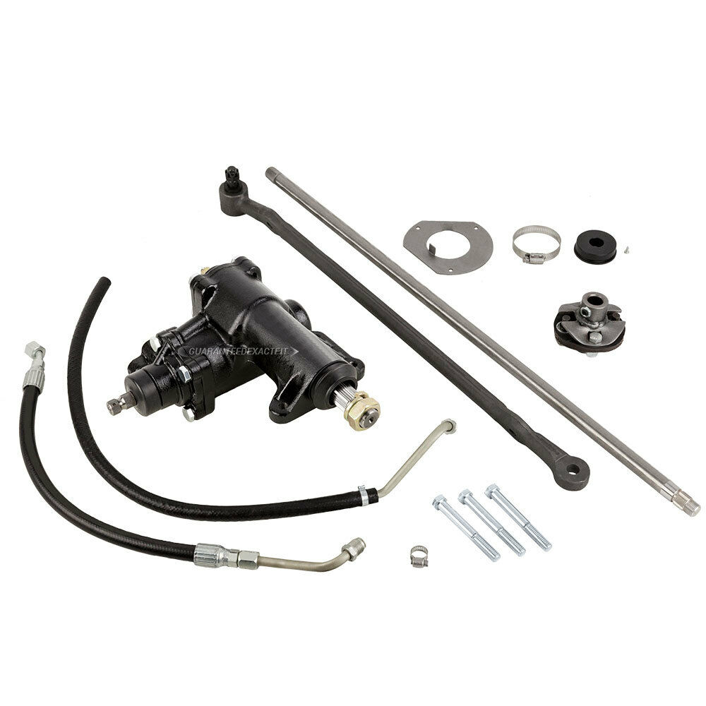 Genuine Borgeson Power Steering Conversion Kit For 65-66