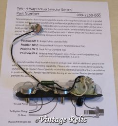 tele 4 way upgrade wiring kit pre wired pio cap cts pots fits fender telecaster ebay [ 1000 x 954 Pixel ]