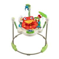 Fisher-Price RAINFOREST JUMPEROO, Comfortable Rotating ...