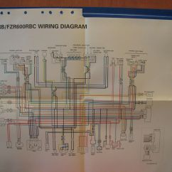 Nitrous Wiring Diagram With Transbrake Brain Parts And Functions Nos Great Installation Of Yamaha Factory 1991 Fzr600 Rb Window Switch