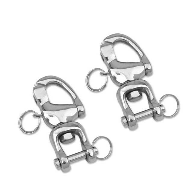Quick Release Hook/Snap Shackles Horse Harness Trace to