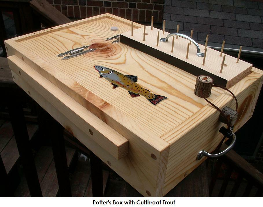 Portable Fly Tying Box Desks Benches Tables You Pick