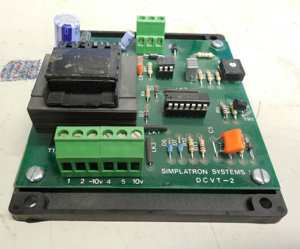 Grooved Wiring Board