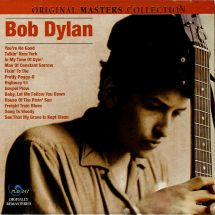 Bob Dylan 1962 Album Cover - Year of Clean Water