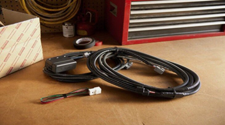 Fj Cruiser Trailer Wiring Harness Kit