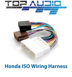 details about fit honda iso wiring harness stereo radio plug lead loom connector adaptor [ 1000 x 1000 Pixel ]