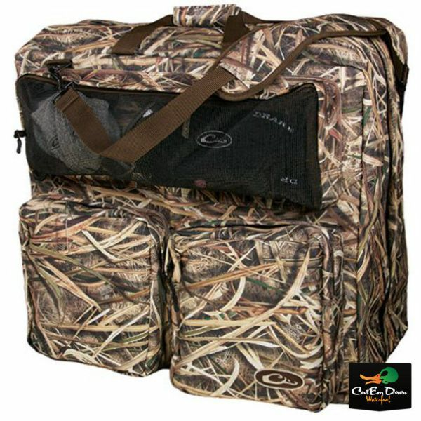 Drake Waterfowl Systems Wader Bag Mossy Oak Shadowgrass