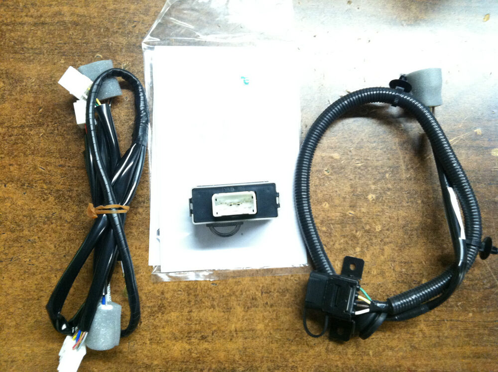 Nissan Towing Wiring Harness