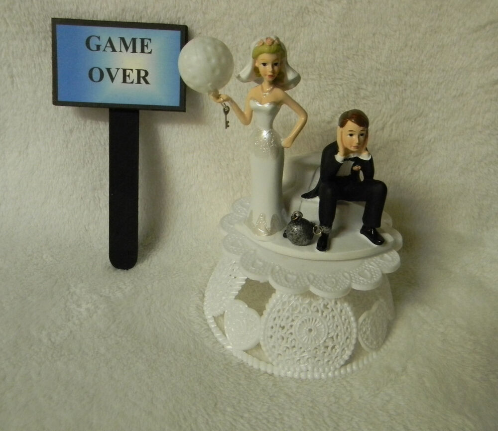 Wedding Reception Party Golf Club Amp Ball Game Over Sign