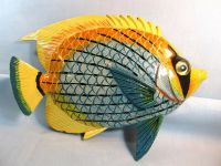 Tropical Reef Fish Decorative Wall Art | eBay