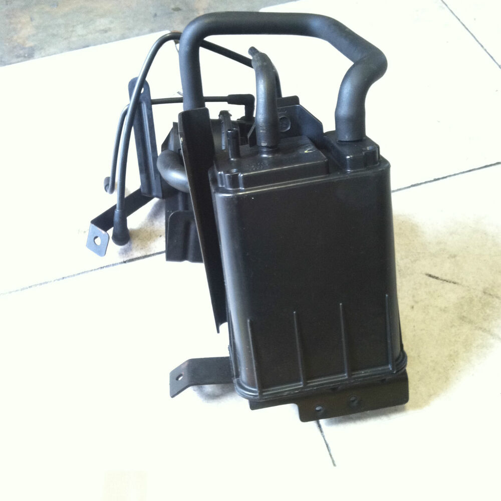 medium resolution of details about 1999 2002 jeep wrangler tj vapor vacuum charcoal canister assembly oem used
