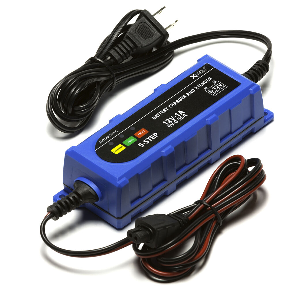 Motorcycle Battery Charger 12v