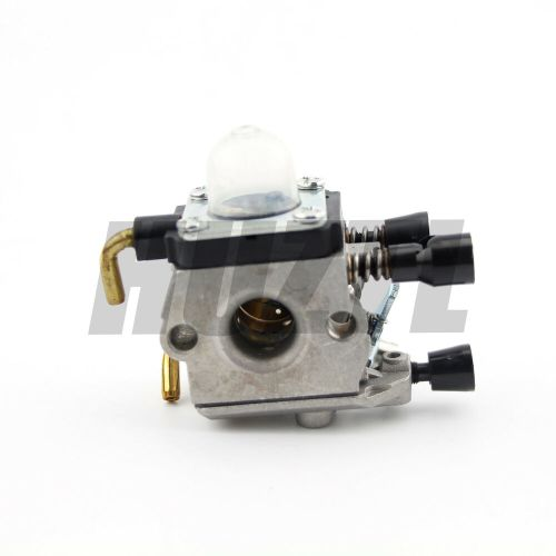 small resolution of details about carburetor for stihl trimmer fs38 fs45 fs46 fs55 fs55r fs55rc km55 replace zama