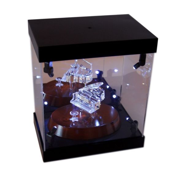 Swarovski Crystal Display Case