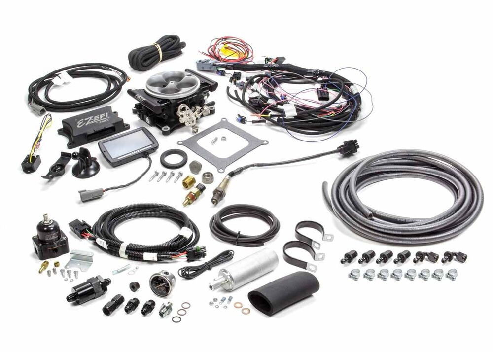 Fast 30227-06KIT EZ-EFI Carb Self Tuning Fuel Injection