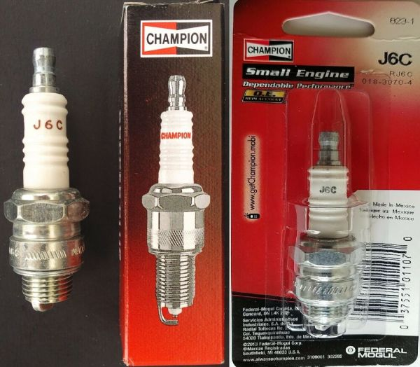 Top 10 Best Champion Spark Plug Rj19hx to Buy in 2019