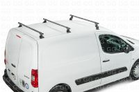 3 Bar System Ladder Roof Rack Bars Lockable Peugeot ...