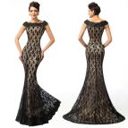1920s Formal Dresses Evening Gowns