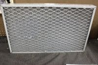 24-1/2X15-1/2X2 Electrostatic Furnace A/C Air Filter ...