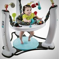 Electronic Evenflo Exersaucer Jump and Learn Music Jam