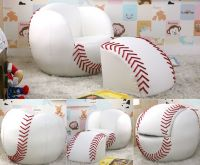 Baseball Shaped Kids Sofa Best for Interior | eBay