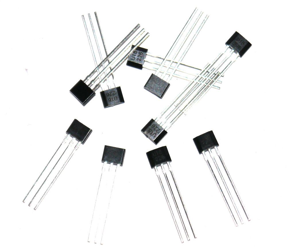 10 pcs U18/US1881/OH188/1881 hall element sensor switch IC