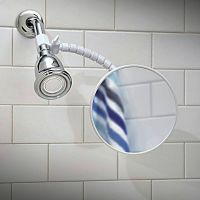 Anti Fog Bath room Mirror Shower head fog free shaving ...