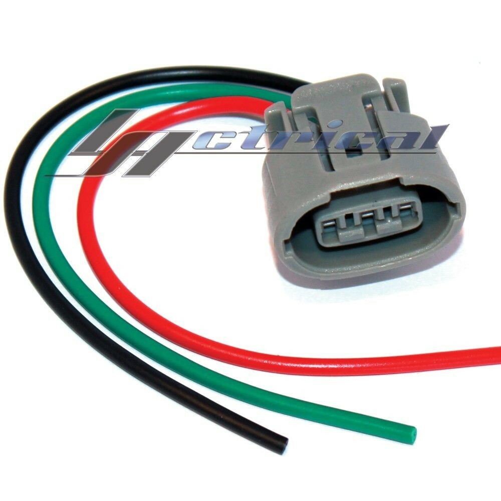 hight resolution of details about alternator repair plug harness 3 wire pin pigtail for hyundai sonata 3 3l v6