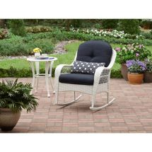 White Gardens Azalea Ridge Outdoor Rocking Chair