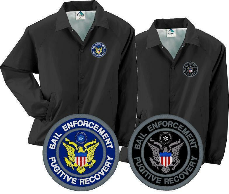 bail recovery agent