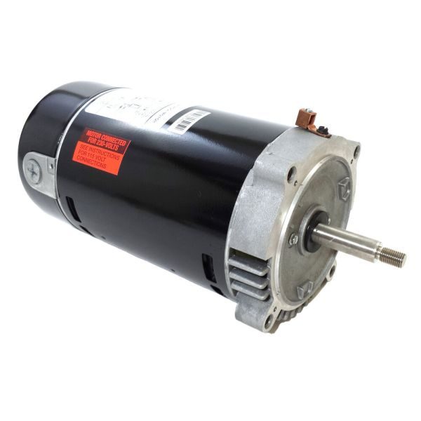 Ao Smith St1102 Full Rated -face Flange 1 Hp Swimming Pool Motor 753610341543