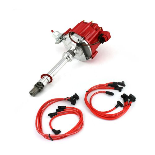 small resolution of chevy sbc 350 bbc 454 65k coil hei distributor w loom wire chevy hei ignition wiring diagram 8 pin gm ignition wiring