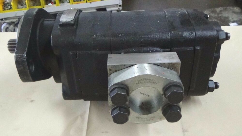 Parker 3229121027 Commercial Hydraulic Pump  PGP 365