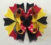 """handmade 5"""" mickey mouse stacked"""
