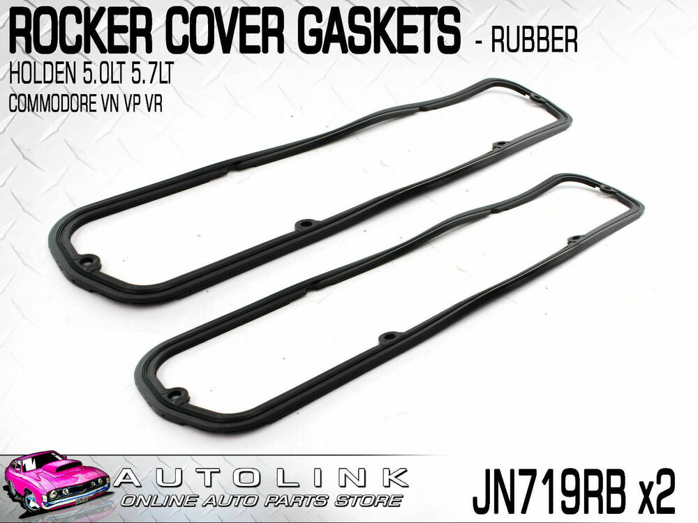 ROCKER COVER GASKETS SUIT HOLDEN STATESMAN VQ VR 5.0lt
